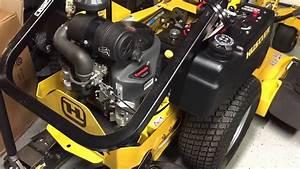 Kawasaki Fx850v Oil Filter Compatibility  Hustler X