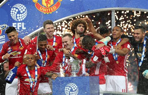 Carabao Cup draw: Manchester United face Burton Albion in ...