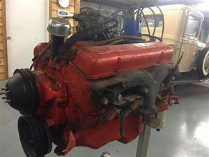 Power Pack Chevy 283 4 Barrel Complete Motor