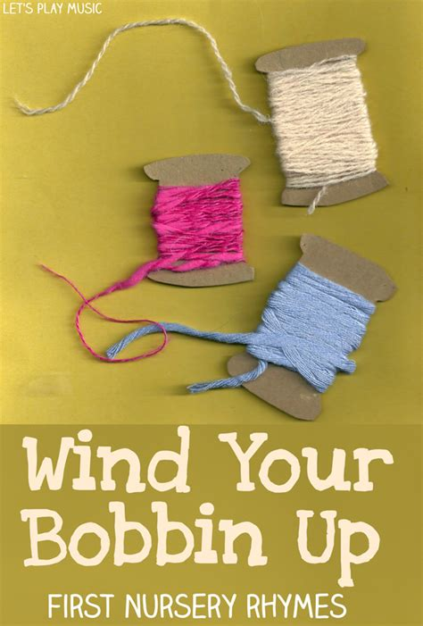 wind your bobbin up nursery rhymes let s play 133 | Wind your bobbin up1
