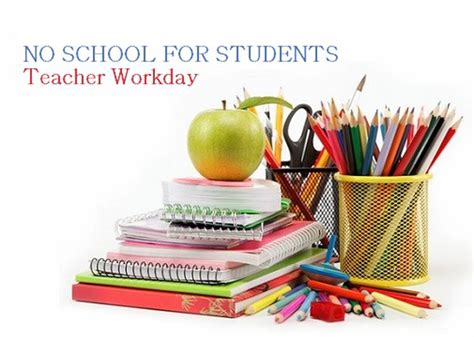 Image result for Teachers Work Day Graphics