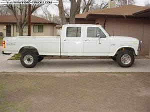 1985 Ford F350 4x4
