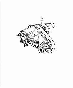 2005 Jeep Wrangler Transfer Case  Remanufactured  Nvg 231