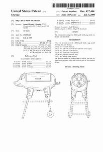 design patent application patent to protect the design With patent specification template