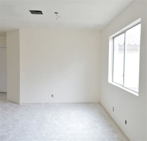 Skim Coat Popcorn Ceiling by The Thrill Of Smooth White Walls Centsational