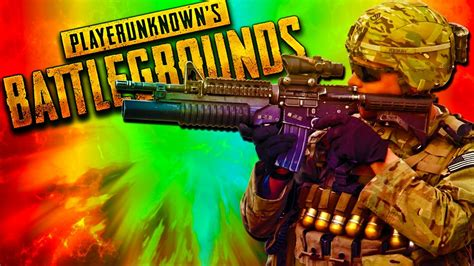 Player Unknown Battlegrounds!