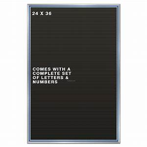changeable letter board open face 24quotx36quotchina With office letter board