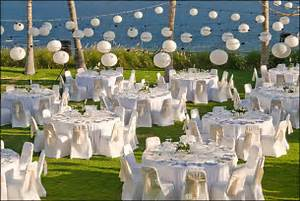 white wedding decoration ideaswedwebtalks wedwebtalks With beach wedding decorations ideas