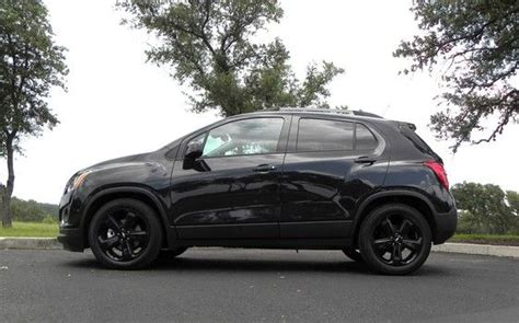 Chevrolet Trax 4k Wallpapers by Trax Midnight Edition In Special Black Granite Metallic