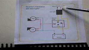 Horn Relay Diagram