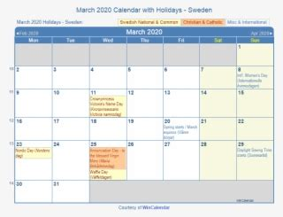 april  printable calendar   holidays including