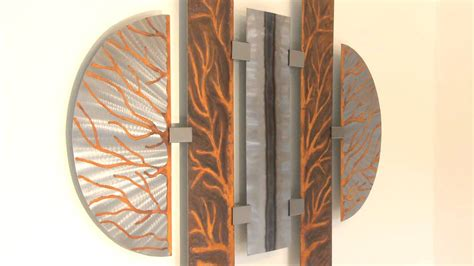 wandbilder mit sprüchen abstrakte kunst aus metall moderne wandbilder f 252 r den wohnraum