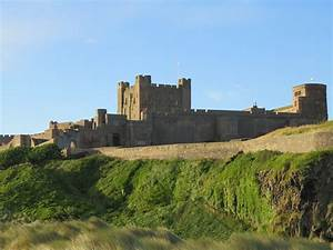 Castles of the UK: Bamburgh Castle   A Fandom of its Own