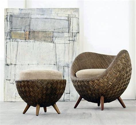 balcony furniture rattan cool designer ideas interior
