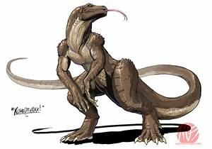 Godzilla Neo - Komodithrax by KaijuSamurai on DeviantArt