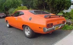 1976 Australian Xb Ford Falcon Gs Hardtop Coupe Rhd Mad
