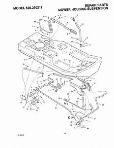 Craftsman 536270211 User Manual Rear Engine Riding Mower