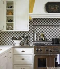 Black And White Kitchen Backsplash 14 Kitchen Backsplash Ideas Tile Designs For Kitchen Backsplashes