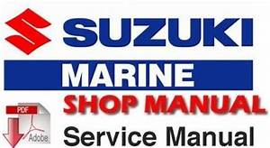 Suzuki Outboard Motor Df150 Df175 4