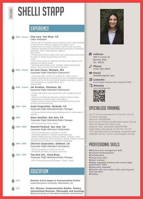 international resume format memo