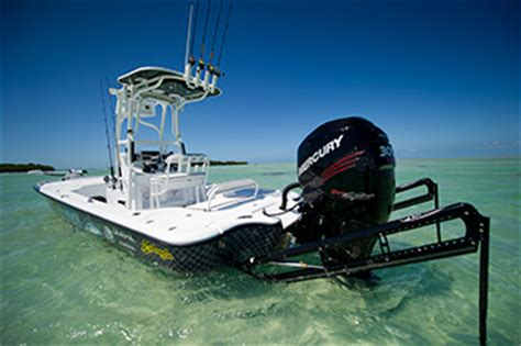 Permit Flats Boat For Sale by Yellowfin Yachts Bay Boats Center Console Fishing Boats