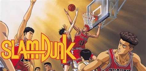 Classic Anime in Review – Slam Dunk - The Chewns