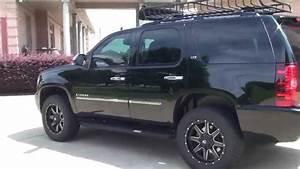 Hd Video 2009 Chevrolet Tahoe Ltz Black For Sale See
