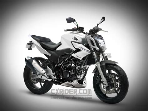 Honda Cb150r Modifikasi by Modifikasi Honda Cb150r Cxrider