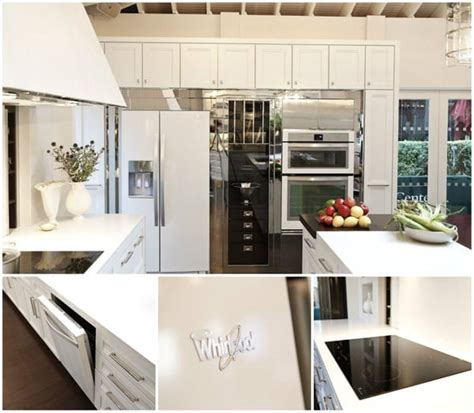 the kitchen collection whirlpool white collection 2012 house beautiful