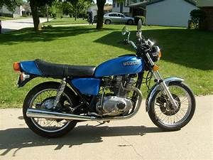 1981 Suzuki Gs 400 T  1
