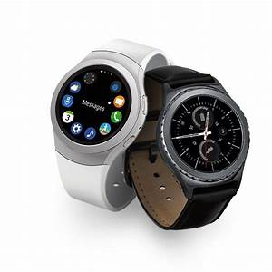 Here Is The User Manual For The Samsung Gear S2 Tizen