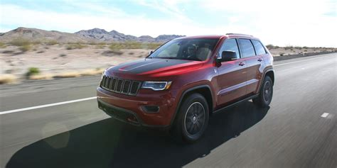 Review Jeep Grand by 2017 Jeep Grand Trailhawk Review Caradvice