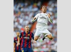Real Madrid 31 Barcelona A comeback victory with a