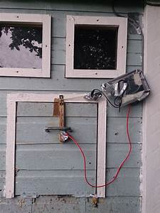 Automatic Chicken Coop Door Opener