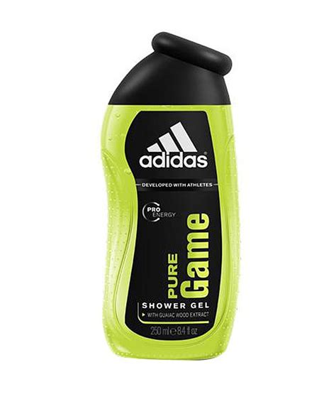 Best Shower Gel For Men In India by Adidas Pure Game Shower Gel Men 250ml Buy Adidas Pure