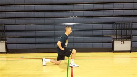 Lunges   Human Performance Lab: Movement Analysis Resources