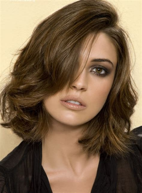 coiffure carre mi long tendances
