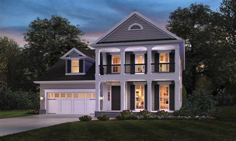 Small Luxury House Plans