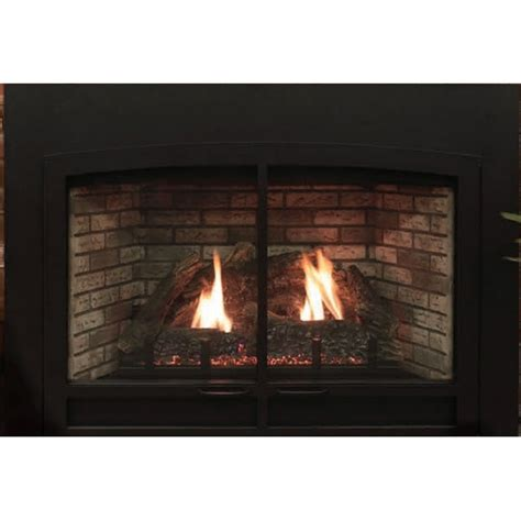 empire fireplace inserts empire dvc28in31n innsbrook dv clean traditional nat