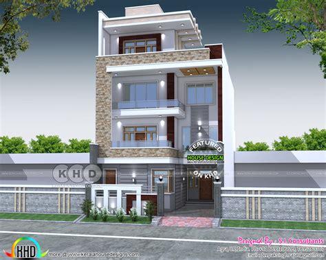 Home Design 60 Gaj : Kerala Home Design And Floor