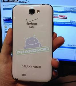 Pictures of verizon branded samsung galaxy note ii leak for Verizon branded galaxy note 2 pics