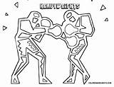 Coloring Pages Sports Boxing Gloves Cool Athletes Tyler Boxer Boys Steven Ring Printable Line Yescoloring Olympic Getcoloringpages Library Clipart Template sketch template