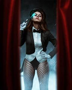 Alexandra Daddario As Zatanna Here39s What She Would Look