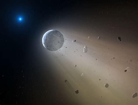 White Dwarf Star Planet