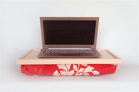 lap desk pillow for ipad ipad stand or laptop lap desk soft peach with watermelon