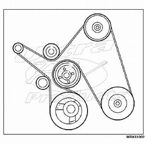 W0000581 - Workhorse W-series Chassis 8 1l Drive Belt