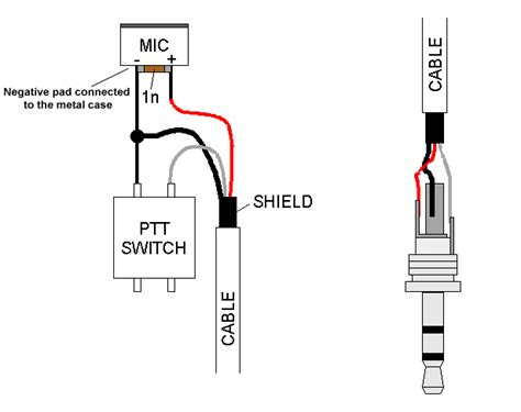 3 Wire Microphone Wiring Diagram by Simple Juma Microphone