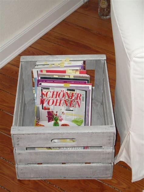 Zeitschriften Aufbewahrung by Wohnideen Wohnzimmer Zeitschriften Aufbewahren Solebich De