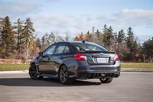 Review: 2017 Subaru WRX Sport-Tech CVT | Canadian Auto Review