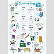 Classroom Objects  Engels English  Classroom, English Homework En English Lessons